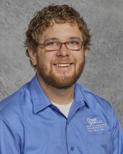 Staff photo of Creek Run employee David Fitzpatrick