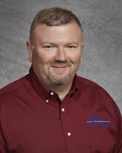 Staff photo of Creek Run employee Eric Howell
