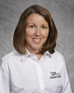 Staff photo of Creek Run employee Tasha Baker
